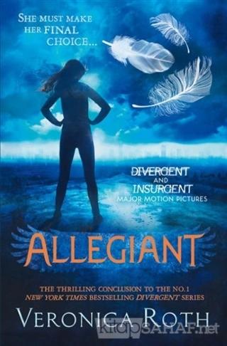 Allegiant - Veronica Roth- | Yeni ve İkinci El Ucuz Kitabın Adresi