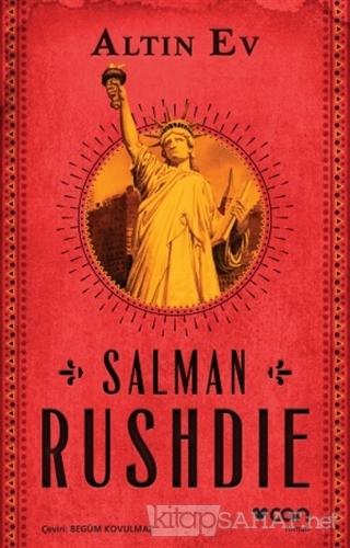 Altın Ev - Salman Rushdie   Yeni ve İkinci El Ucuz Kitabın Adresi