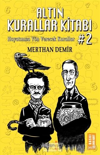 Altın Kurallar Kitabı 2 - Merthan Demir | Yeni ve İkinci El Ucuz Kitab