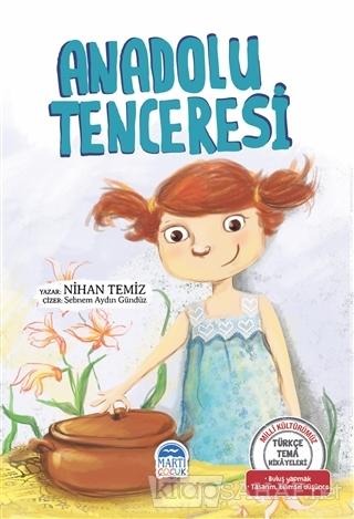 Anadolu Tenceresi - Nihan Temiz | Yeni ve İkinci El Ucuz Kitabın Adres