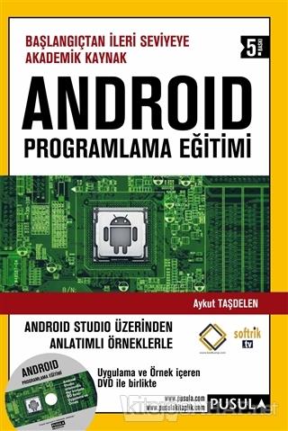 Android Programlama Eğitimi (DVD'li) - Aykut Taşdelen | Yeni ve İkinci