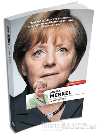 Angela Merkel - Ahmet Seyrek | Yeni ve İkinci El Ucuz Kitabın Adresi