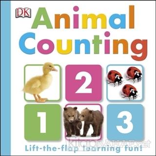 Animal Counting - Kolektif | Yeni ve İkinci El Ucuz Kitabın Adresi