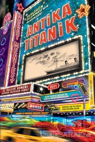 Antika Titanik - Murat Menteş | Yeni ve İkinci El Ucuz Kitabın Adresi