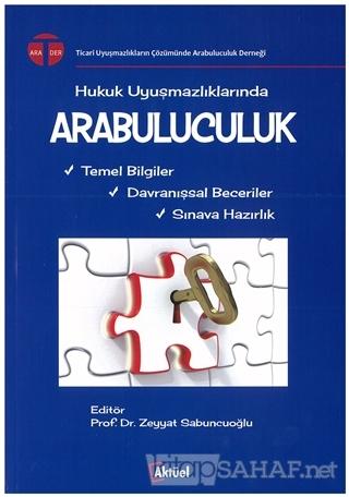 Arabuluculuk - Zeyyat Sabuncuoğlu-   Yeni ve İkinci El Ucuz Kitabın Ad