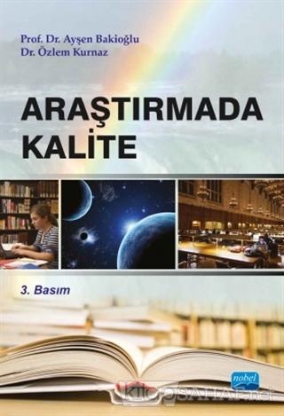 Araştırmada Kalite - Ayşen Bakioğlu- | Yeni ve İkinci El Ucuz Kitabın