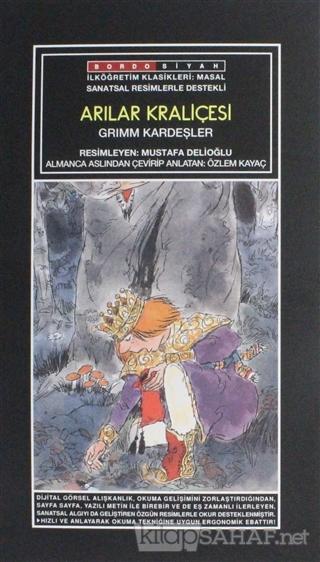 Arılar Kraliçesi - Grimm Kardeşler | Yeni ve İkinci El Ucuz Kitabın Ad