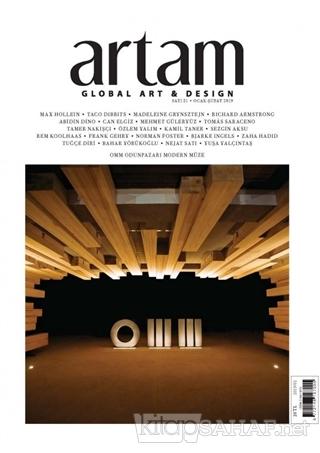 Artam Global Art - Design Dergisi Sayı: 51 - Kolektif | Yeni ve İkinci