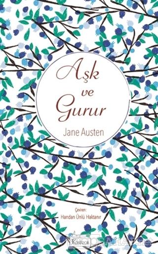 Aşk ve Gurur (Ciltsiz) - Jane Austen   Yeni ve İkinci El Ucuz Kitabın