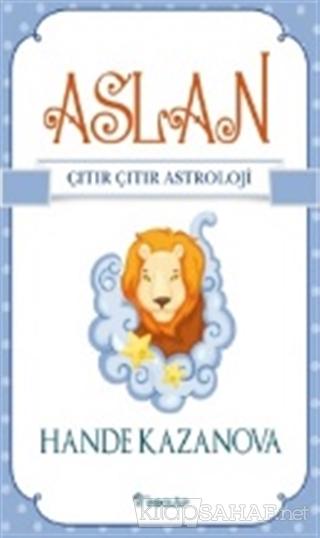 Aslan - Çıtır Çıtır Astroloji - Hande Kazanova- | Yeni ve İkinci El Uc