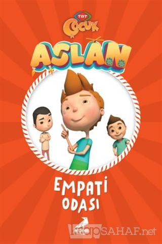 Aslan - Empati Odası - Türkan Çolak   Yeni ve İkinci El Ucuz Kitabın A