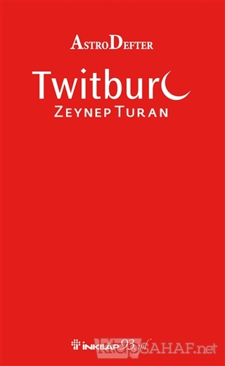 Astrodefter 2020 - Zeynep Turan   Yeni ve İkinci El Ucuz Kitabın Adres