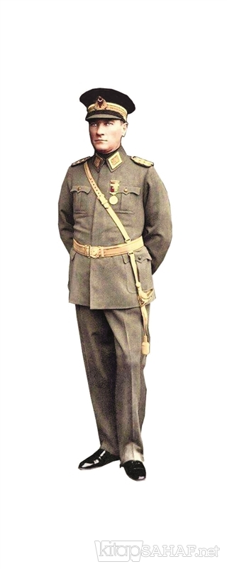 Atatürk 5 - Özel Kesimli Ayraç - | Yeni ve İkinci El Ucuz Kitabın Adre