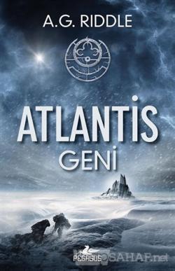 Atlantis Geni - Kökenin Gizemi 1 - A. G. Riddle | Yeni ve İkinci El Uc
