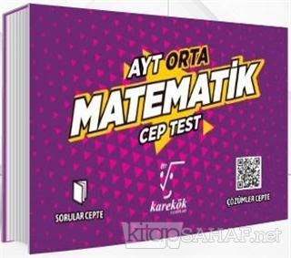 AYT Cep Test Matematik (Orta) - Kolektif | Yeni ve İkinci El Ucuz Kita