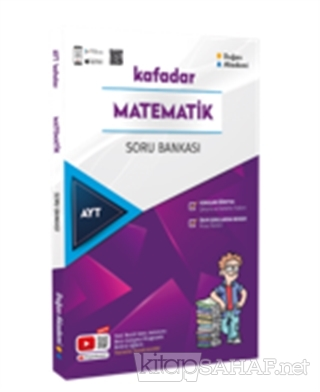 AYT Kafadar Matematik Soru Bankası - Kolektif   Yeni ve İkinci El Ucuz