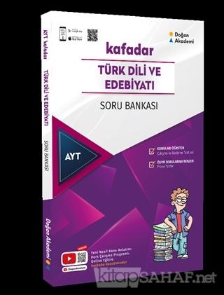 AYT Kafadar Türk Dili ve Edebiyatı Soru Bankası - Kolektif | Yeni ve İ
