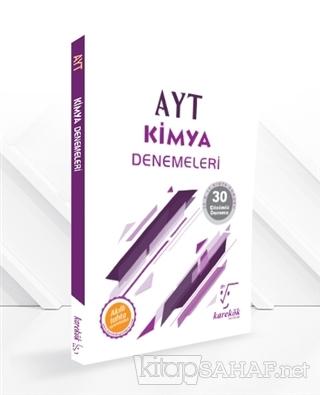 AYT Kimya Denemeleri - 30 Çözümlü Deneme - Ahmet Nacar | Yeni ve İkinc