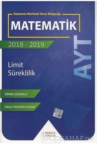 AYT Matematik - Limit Süreklilik - Kolektif | Yeni ve İkinci El Ucuz K