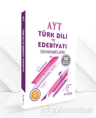 AYT Türk Dili ve Edebiyatı Denemeleri 30 Çözümlü Deneme - Tahsin Ersin