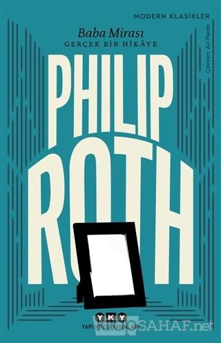 Baba Mirası - Philip Roth | Yeni ve İkinci El Ucuz Kitabın Adresi