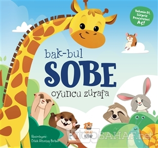 Bak-Bul Sobe Oyuncu Zürafa - Kolektif | Yeni ve İkinci El Ucuz Kitabın