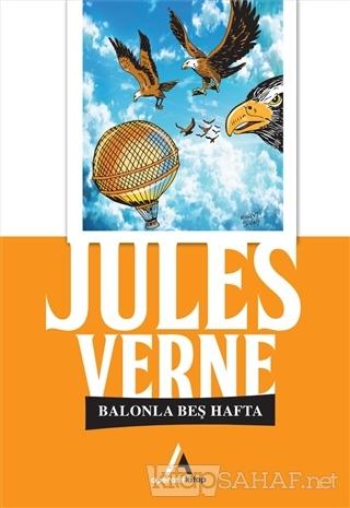 Balonla Beş Hafta - Jules Verne | Yeni ve İkinci El Ucuz Kitabın Adres