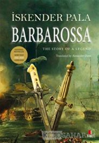Barbarossa (Ciltli) - İskender Pala | Yeni ve İkinci El Ucuz Kitabın A