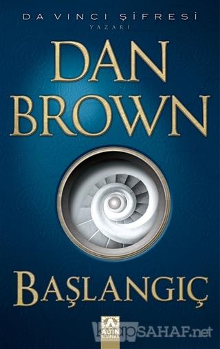 Başlangıç - Dan Brown | Yeni ve İkinci El Ucuz Kitabın Adresi