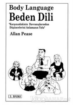 Beden Dili - Allan Pease | Yeni ve İkinci El Ucuz Kitabın Adresi