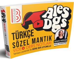 ALES-DGS Türkçe Video Ders Notları - Kolektif   Yeni ve İkinci El Ucuz