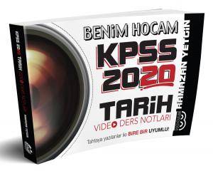 2020 KPSS Tarih Video Ders Notları - Kolektif   Yeni ve İkinci El Ucuz