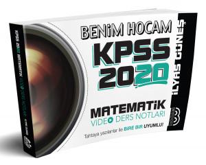 2020 KPSS Matematik Video Ders Notları - Kolektif | Yeni ve İkinci El