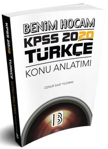 2020 KPSS Türkçe Konu Anlatımı - Kolektif | Yeni ve İkinci El Ucuz Kit