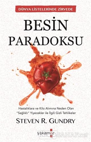 Besin Paradoksu - Steven Gundry | Yeni ve İkinci El Ucuz Kitabın Adres