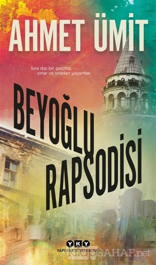 Beyoğlu Rapsodisi - Ahmet Ümit | Yeni ve İkinci El Ucuz Kitabın Adresi
