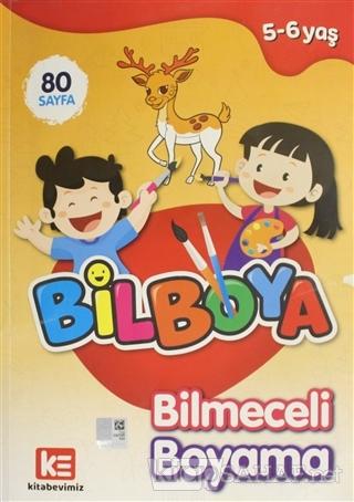 Bilboya Bilmeceli Boyama Kitabi Kolektif Yeni Ve Ikinci El Ucuz