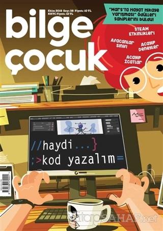 Bilge Çocuk Dergisi Sayı: 38 Ekim 2019 - Kolektif | Yeni ve İkinci El