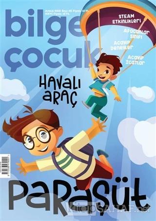 Bilge Çocuk Dergisi Sayı: 40 Aralık 2019 - Kolektif   Yeni ve İkinci E