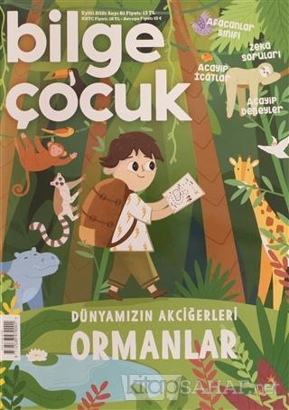 Bilge Çocuk Dergisi Sayı: 61 Eylül 2021 - Kolektif | Yeni ve İkinci El