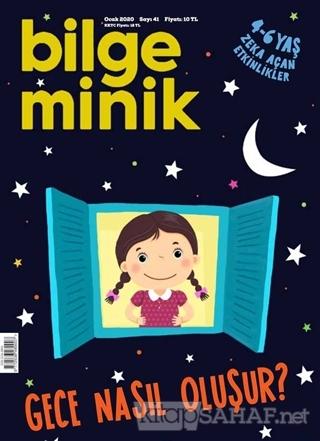 Bilge Minik Dergisi Sayı: 41 Ocak 2020 - Kolektif | Yeni ve İkinci El