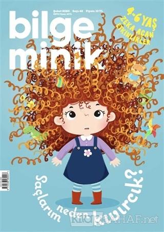 Bilge Minik Dergisi Sayı: 42 Şubat 2020 - Kolektif   Yeni ve İkinci El