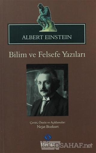 Bilim ve Felsefe Yazıları - Albert Einstein   Yeni ve İkinci El Ucuz K