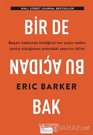 Bir de Bu Açıdan Bak - Eric Barker   Yeni ve İkinci El Ucuz Kitabın Ad