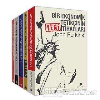 Bir Ekonomik Tetikçinin İtirafları Set (5 Kitap Takım) - John Perkins