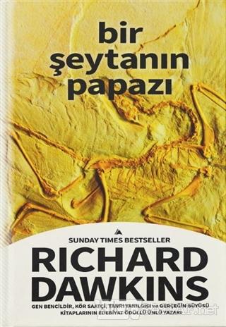 Bir Şeytanın Papazı (Ciltli) - Richard Dawkins   Yeni ve İkinci El Ucu
