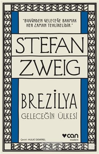 Brezilya - Geleceğin Ülkesi - Stefan Zweig | Yeni ve İkinci El Ucuz Ki