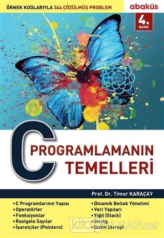 C Programlamanın Temelleri - Timur Karaçay-   Yeni ve İkinci El Ucuz K