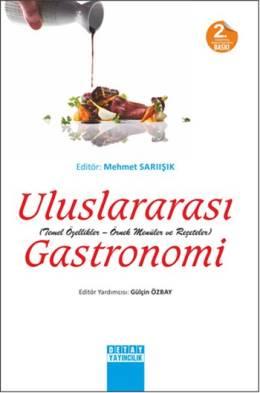 ULUSLARARASI GASTRONOMİ - Mehmet Sarıışık- | Yeni ve İkinci El Ucuz Ki