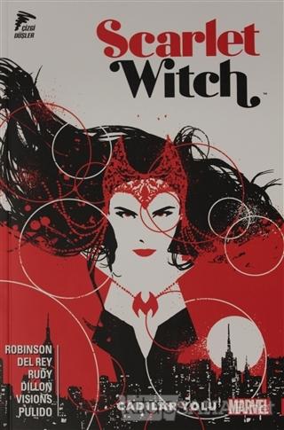 Cadılar Yolu - Scarlet Witch Cilt 1 - James Robinson | Yeni ve İkinci